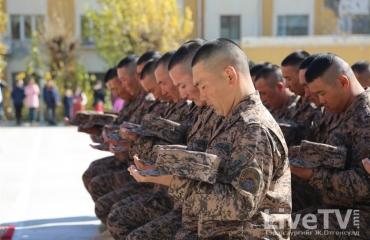 ФОТО МЭДЭЭ: Афганистанд үүрэг гүйцэтгэх Энхийг сахиулагчид
